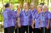Kamehameha Schools Mens Alumni Glee Club with Aaron Mahi as Director