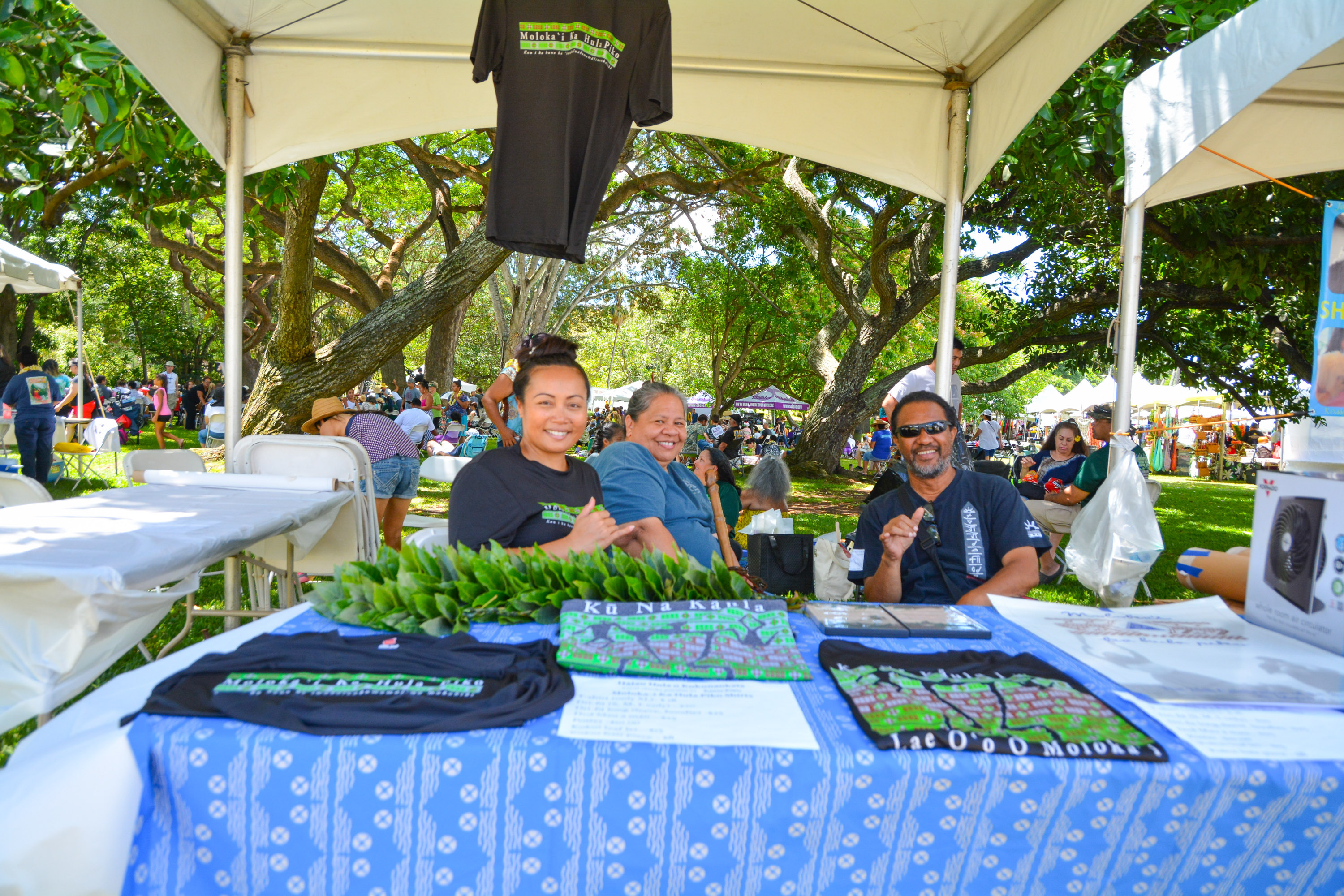 Kaana Kapu raises funds for Moloka`i Ka Hula Piko E