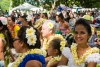 DSC_6131 Flower lei and happy faces are abundant at the fest